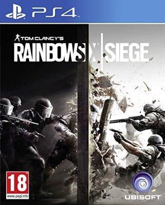 [Amazon UK] Tom Clancy's Rainbow Six Siege (PS4)