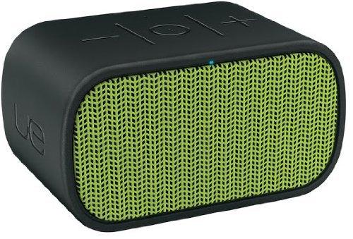 "Logitech™ - Bluetooth Lautsprecher ""UE Mini Boom"" (Schwarz/Grün) [B-Ware] ab €43,65 [@Allyouneed.com]"