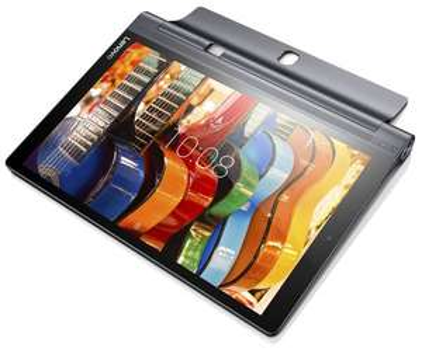 "Lenovo Yoga Tablet 3 Pro - LTE, 10,1"" QHD IPS, Intel Atom x5-Z8500, 2,24 GHz, 2 GB RAM, 32 GB HDD, 5 MP Kamera, Projektor, Android 5.1) für 532,90€ bei Amazon.it"