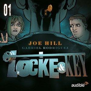 """Hörbuch """"Locke & Key 1"""" kostenlos"""