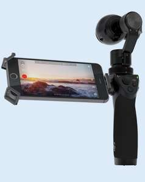 [Notbooksbilliger] DJI Osmo Handheld Kamera Gimbal für 599,99 € zzgl. 7,99 € Versand (Idealo: 684,81 €)