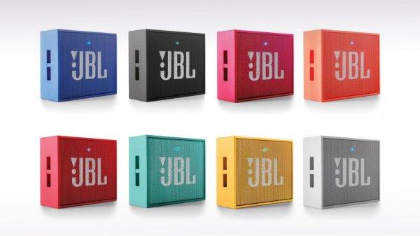 [Conrad] JBL Go Bluetooth-Lautsprecher in allen Farben + 5€-Füllartikel kostenlos für ~19,50€ + 10fach Payback