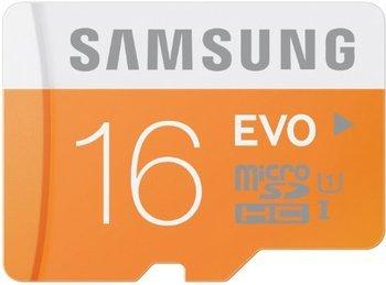 [Mediamarkt] Samsung Evo microSD Class 10 / U1 mit 16GB für 5€ & mit 128GB für 35€ *** als SD mit 32GB für 8€ & mit 64GB für 15€