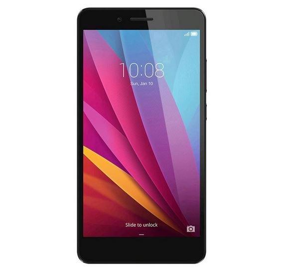 [conrad] [payback] Honor 5X LTE + Dual-SIM (5,5'' FHD IPS, Snapdragon 616, 2GB RAM, 16GB Speicher, 13MP Kamera mit Dual-Blitz, Metallrückseite, Android 6) für 229€ + 10-fach Paybackpunkte
