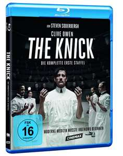 [Amazon Prime] The Knick für 19,97€ inkl. Versand