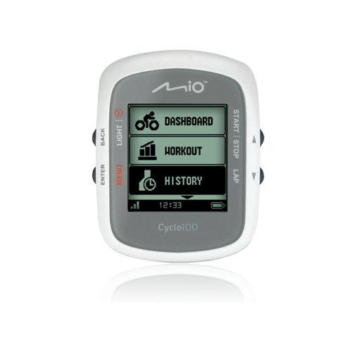 "EBAY Mio GPS Fahrrad Computer Cyclo 100 Wasserfest IPX7 1,8"" Zoll 18h Akku 39.90€ Vergleich 68€"