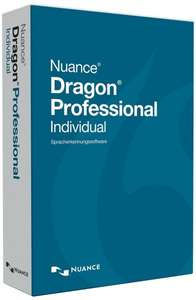 [Amazon.de] Nuance Dragon Professional Individual (Spracherkennungssoftware) ab Windows 7
