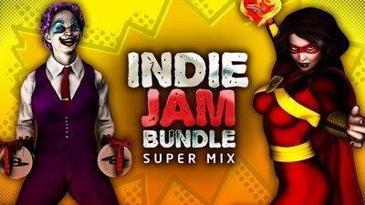 [Steam] Indie Jam Bundle - Super Mix (10 Spiele, davon 7 mit Sammelkarten) für 1,99€ @ Bundle Stars