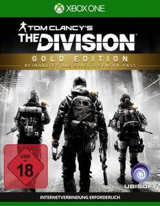 [Xbox Store - Argentinien] Xbox One - Digital: Tom Clancyx27s The Division Gold Edition Pre-Order für 41,87€ oder die normale Version für 32,88€