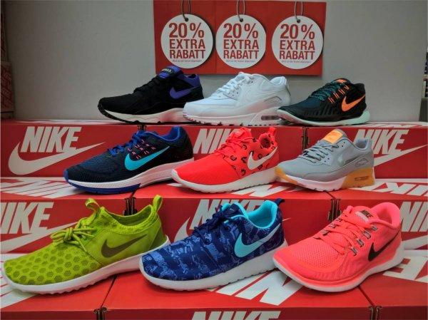[Lokal Recklinghausen] Runners Point Outlet 20% auf Nike Artikel
