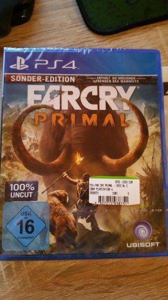 [Lokal MM Saarlouis] FarCry Primal Special Edition (PS4) für 55€