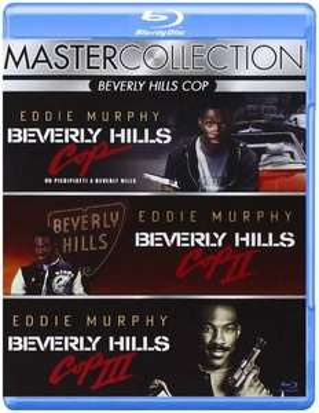 [Amazon.it] Beverly Hills Cop 1-3 (Bluray) 14,68€ inkl. Versand