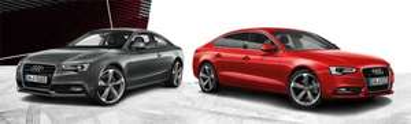 Audi A5 Coupe/Sportback 2.0 TDI quattro (190 PS) - 169/199,- € monatl. (netto) - Gewerbeleasing