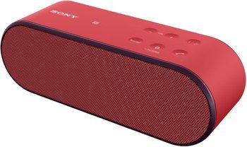 Sony SRS-X2 NFC und Bluetooth-Lautsprecher (Rot) für 49,95€ bei Amazon.co.uk