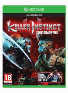 Killer Instinct: Combo Breaker Pack (Xbox One) für 10,75€ bei Coolshop.de