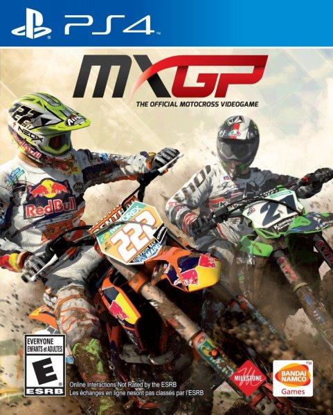 MXGP: Die offizielle Motocross-Simulation (PS4) für 25€ bei Amazon.com