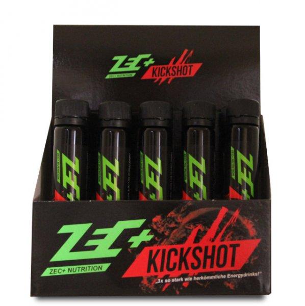 10x Zecplus Kickshot (25 ML) für 4,90€