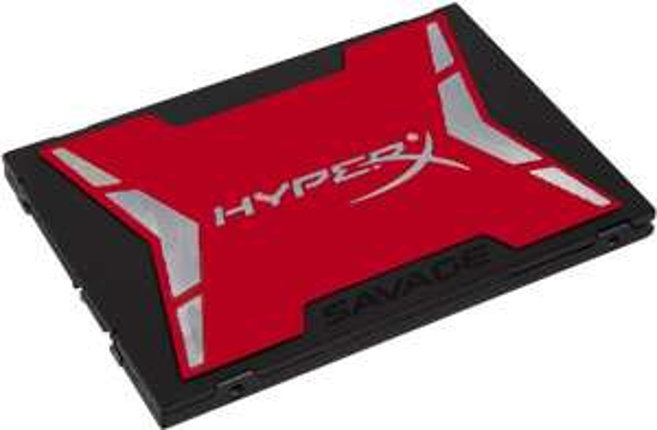 Kingston HyperX Savage 240GB SSD für 77,97 € @Amazon.fr