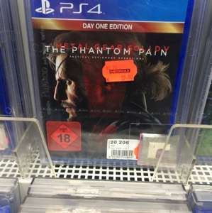 [Lokal] Metal Gear Solid 5 PS4 Medi Max Rathaus Center Berlin Pankow 15€