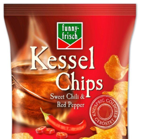 Real Nordwalde (vllt. Bundesweit) funnyfrisch Kessel Chips nur 0,99 €