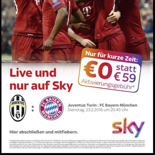 Expert Sigmaringen - Sky Starter + 1 Premiumpaket für effektiv 19,99 monatlich