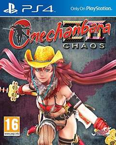 [Amazon.es] Onechanbara Z2: Chaos - Playstation 4 - für 22,54€ inkl. Versand