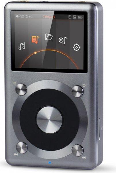 (digitec.ch - Schweiz) Fiio FiiO X3 2nd guter MP3 Player