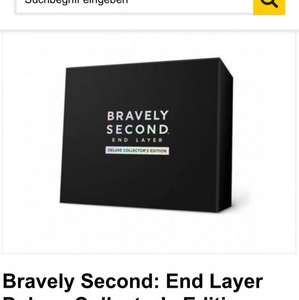Bravely Second - Deluxe Collector's Edition