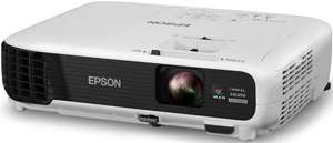 [amazon.co.uk] Epson EB-U04 Heimkino 3LCD-Projektor (Full HD 1080p, 3.000 Lumen Weiß & Farbhelligkeit, 15.000:1 Kontrast, 2x HDMI (1x MHL), Lampenlebensdauer bis zu 10.000 h im Sparmodus) weiß mit 3 J. erweiterter Epson-Garantie