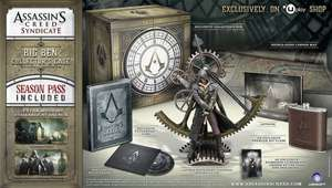 Assassin's Creed Syndicate Big Ben Edition (PS4) für 97,47€ im Uplay Shop!