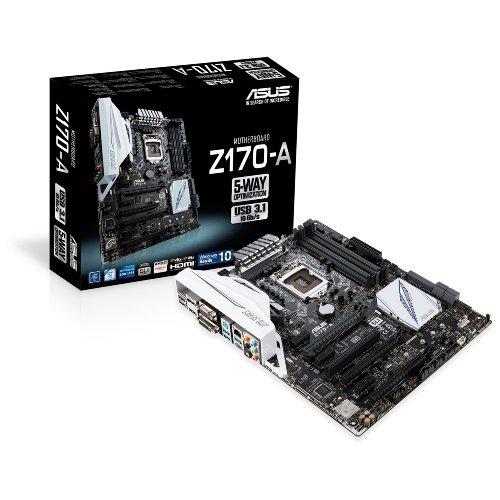 [atelco.de] ASUS Z170-A Sockel 1151 Motherboard - 131,98€ inkl. VSK
