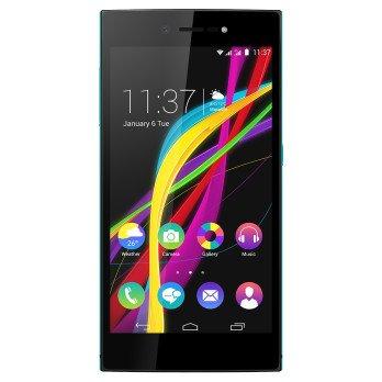 Wiko Highway Star 4G LTE Smartphone (12,7 cm (5 Zoll) AMOLED HD Display, Corning Gorilla Glass 3, 1,5GHz Octa-Core Prozessor, 13 Megapixel Kamera, 16GB Speicher, 2GB RAM, Android 4.4 KitKat)
