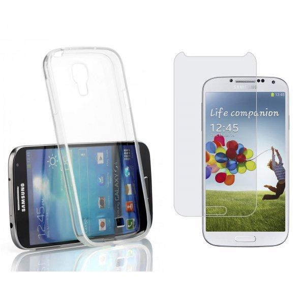 [ebay] Samsung Galaxy S4 i9505 9H Panzerglasfolie + Slimcase (begrenzte Stückzahl, Versand aus Dtl.)