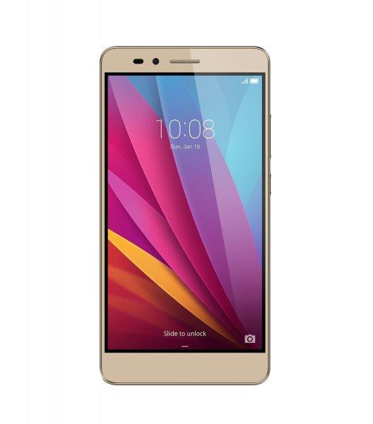 [Amazon.co.uk] Honor 5X LTE + Dual-SIM (5,5'' FHD IPS, Snapdragon 616 Octacore, 2GB RAM, 16GB intern, 13MP + 5MP mit Dual-Blitz, Metallrückseite, Fingerabdrucksensor, kein Hybrid-Slot, 3000 mAh, Android 5.1 -> Android 6) für 195,50€