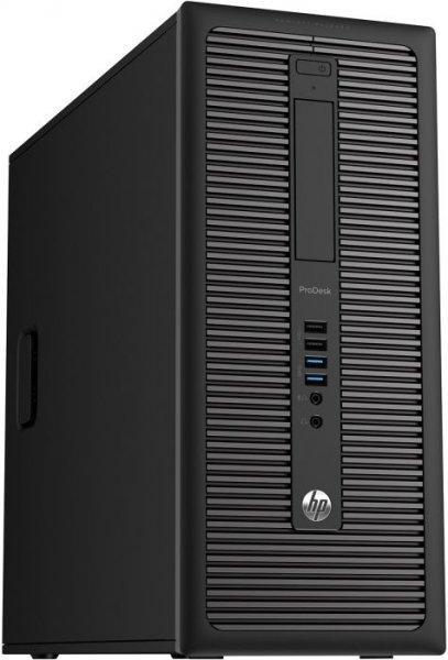 HP ProDesk 600 G1 TWR mit Core i5-4590, 4GB RAM, 256GB SSD, Win 7 + 8 Prof, 3Jahre Garantie für 361,06€ bei Hardwaremarkt24.de