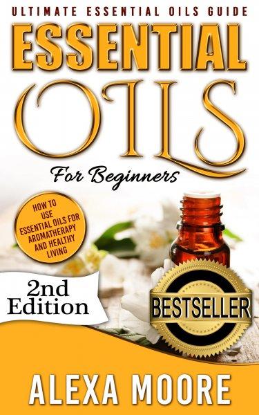 Kostenloses Bestseller eBook über Essentielle Öle und Rezepte auf Englisch