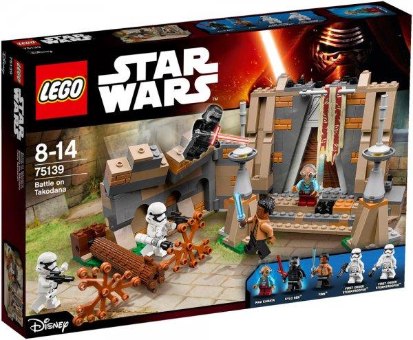 LEGO Star Wars 75139 Battle on Takodana unter 40€