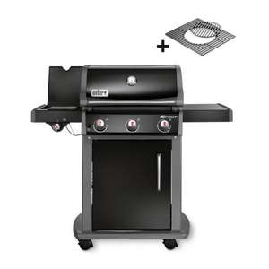 Weber Gasgrill Spirit E 320 Original GBS Black 649,99 € / Vergleich idealo 774 €