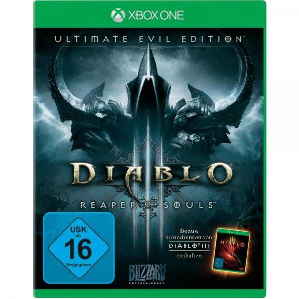 [Conrad.de] Diablo III - Ultimate Evil Edition - Xbox One - mit Füllartikel für 19,50€ | Versandkostenfrei