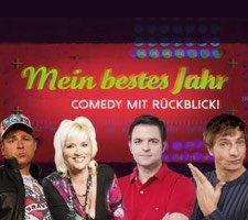 """Freikarten für """"Mein bestes Jahr - Comedy mit Rückblick!"""" (RTL) in Offenbach"""