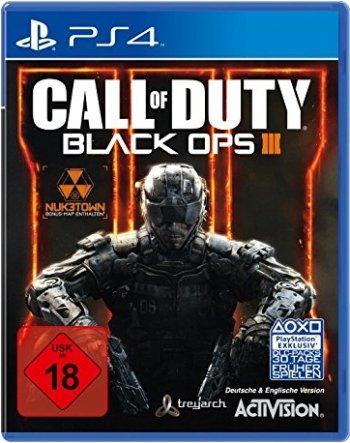 [PS4] SATURN Call of Duty: Back Ops 3 (Mit Newsletter Gutschein)