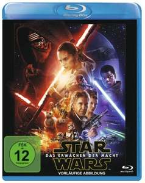 Star Wars: Das Erwachen der Macht (BR inkl. Bonusdisc) für 16.99 Euro