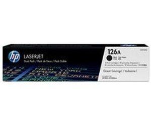 [TONERMACHER.DE] Original HP CE310AD (126A) Toner Doppelpack für nur 22,65€ (=11,33€/Toner) [Angebot+Cashback]