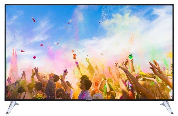 Amazon Blitzangebot: Telefunken XF65A300 165 cm (65 Zoll) Fernseher (Full HD, Triple Tuner, Smart TV) schwarz @ 949,99 Euro inkl. Versand