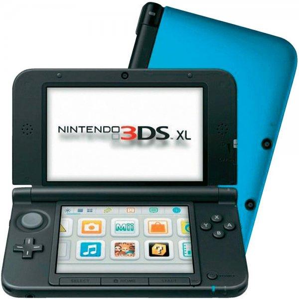 [Conrad] Nintendo 3DS XL Konsole Blau, Schwarz für 106,58 € bei Bestellung zur Filialabholung oder Lieferung bei Bezahlung mit Sofortüberweisung oder 101,33 € mit NL-Gutschein / nächster Idealo 146,75 €