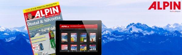 [allmaxx] Alpin eMagazine mindestens 1 Jahr kostenlos