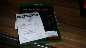 Metal Gear Solid V Phantom Pain - Xbox One - Lokal MM