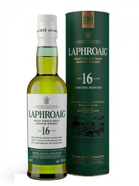 [Heinemann] Laphroaig 16yo Whisky für 41,31€ [PVG ab 64€]