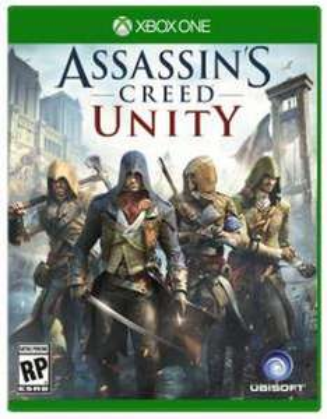 Assassin's Creed Unity Xbox One - Digital Code für 8,88 € bzw. 8,43 €