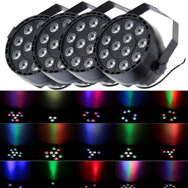 Beleuchtung Lichteffekt LED DJ Disco für EUR 62,29 @ Amazon.de